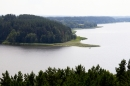 Sartu ezero panorama is apzvalgos boksto