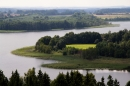 Sartu regioninio parko panorama is apzvalgos boksto